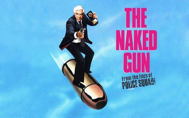 Mies ja alaston ase