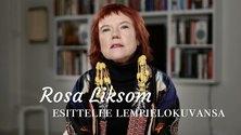 Rosa Liksom esittelee lempielokuvansa