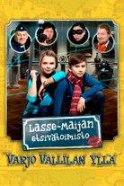 Lasse-Maijan etsivätoimisto - varjo Vallilan yllä