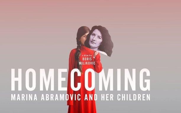 Marina Abramovicin kotiinpaluu