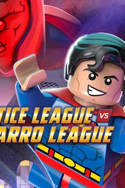 Lego Justice League vastaan Bizarro League