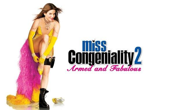 Miss FBI - aseistettu ja ihana