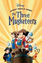 Mikki, Aku ja Hessu: Kolme muskettisoturia