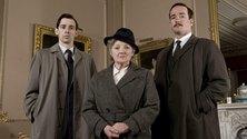 Neiti Marple: Salaperäiset rukiinjyvät
