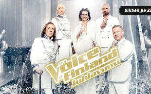 The Voice Of Finland 2021