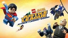 LEGO Justice League – Tuomion legioonan hyökkäys