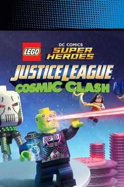 Lego DC Comics - Supersankarit - Justice League: Kosminen Taisto